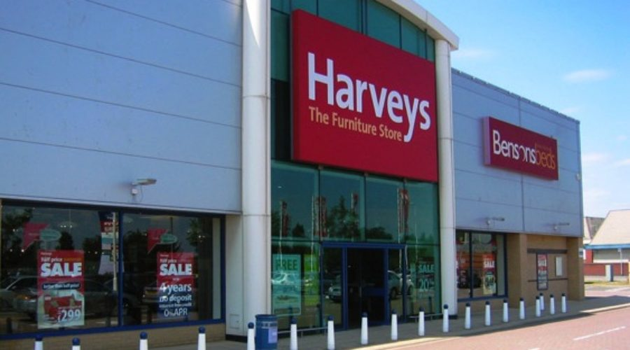 Harveys kicks off $24 million ad review