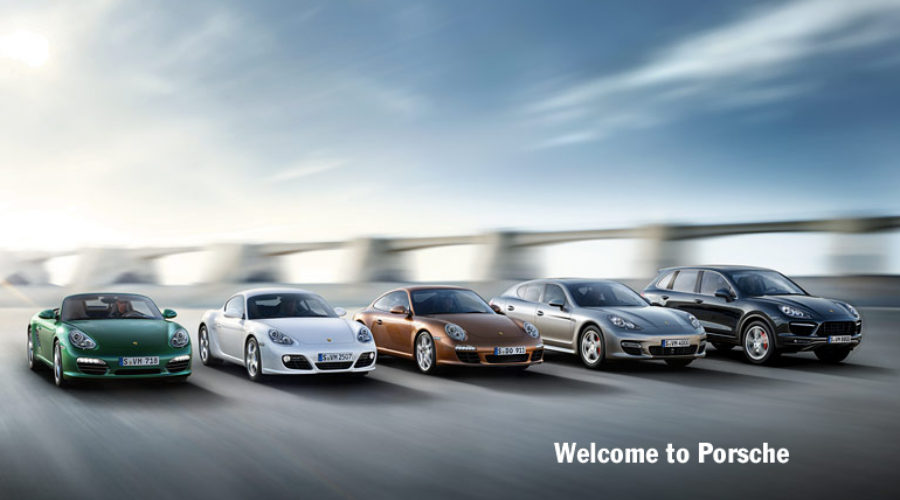 Porsche kicks off digital agency hunt