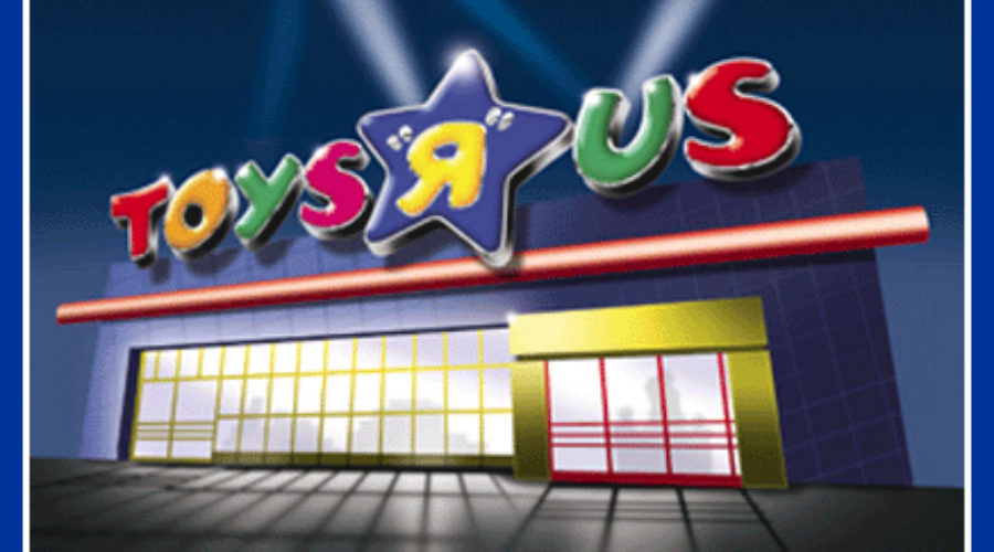 $115 million Toys 'R' Us media account is in review
