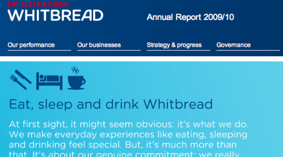 Whitbread reviews creative account for restaurant portfolio