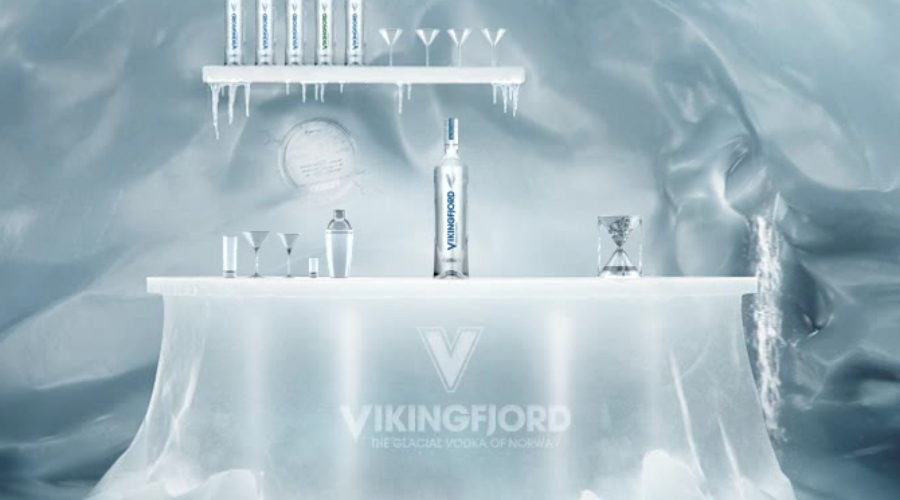 Kobrand Corporation will introduce Vikingfjord Vodka this summer