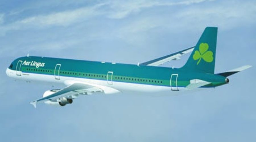 Aer Lingus reviews $6.5 million ad business