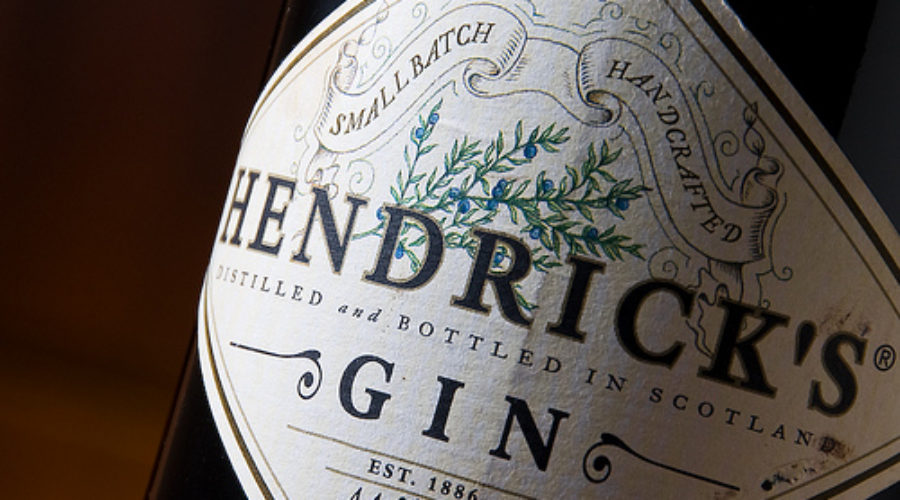 William Grant calls review for Hendricks gin