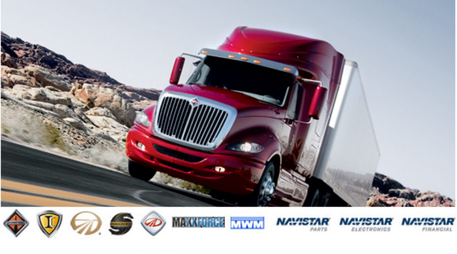 Navistar names new chief marketing officer