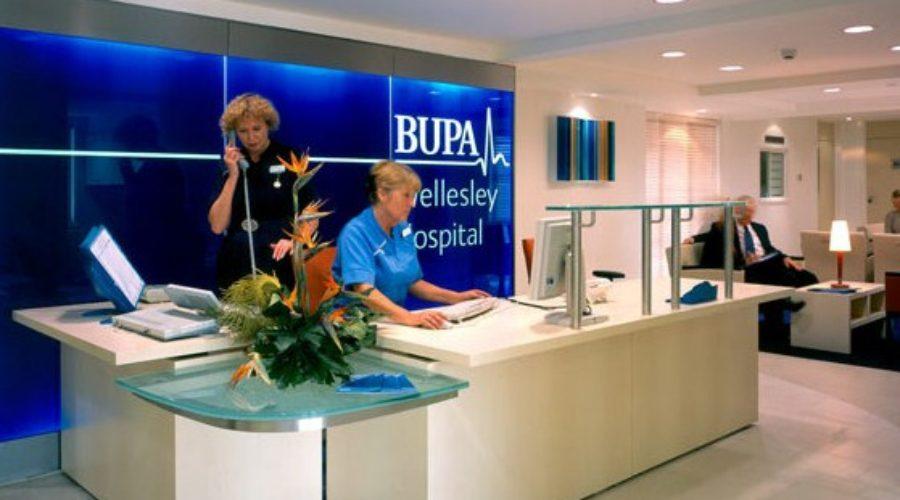 Bupa calls review of social media