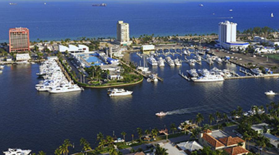Florida beach town woos New York's gay newlyweds