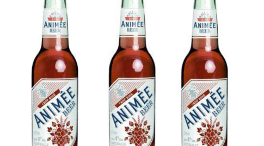 Molson Coors launches pink Animée beer for women