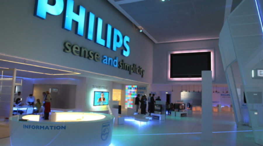 Phillips Kicks Off Media, Creative Review
