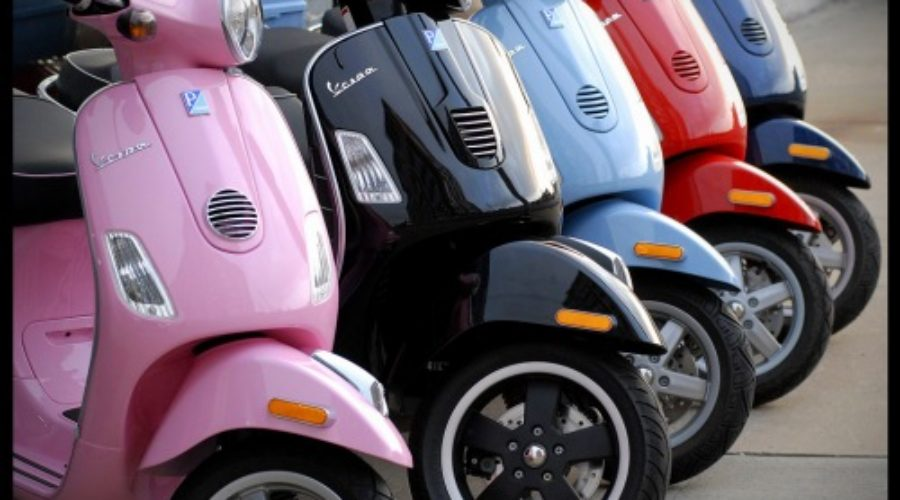 Piaggio's Vespa Scooters scouts for creative agency