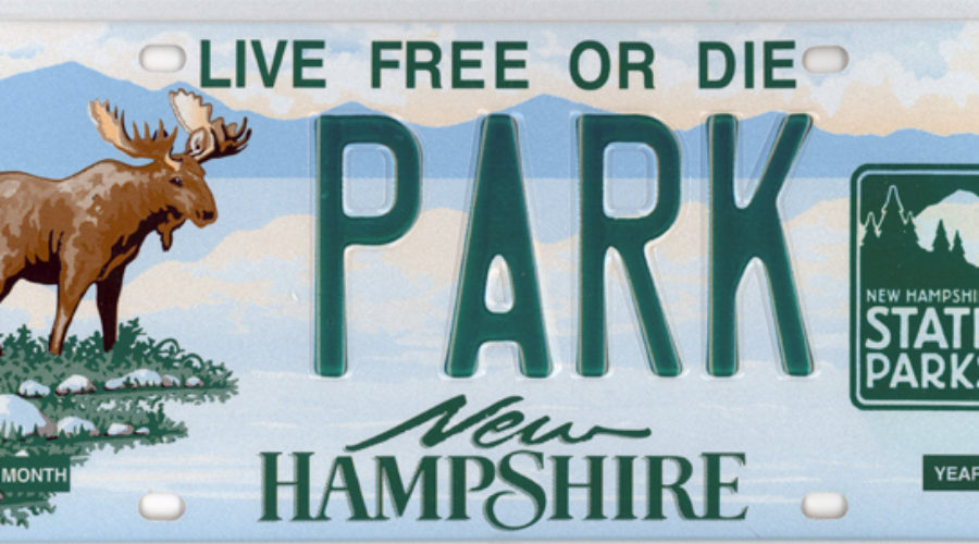 New Hampshire's Conservation License Plate account in review