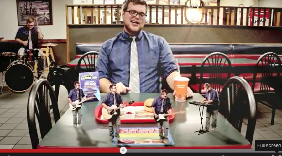 Arby's picks a winner for its fake ad contest
