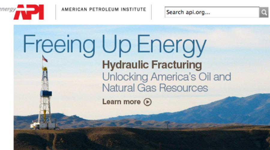 American Petroleum Institute Seeks Agency for Advocacy Campaign