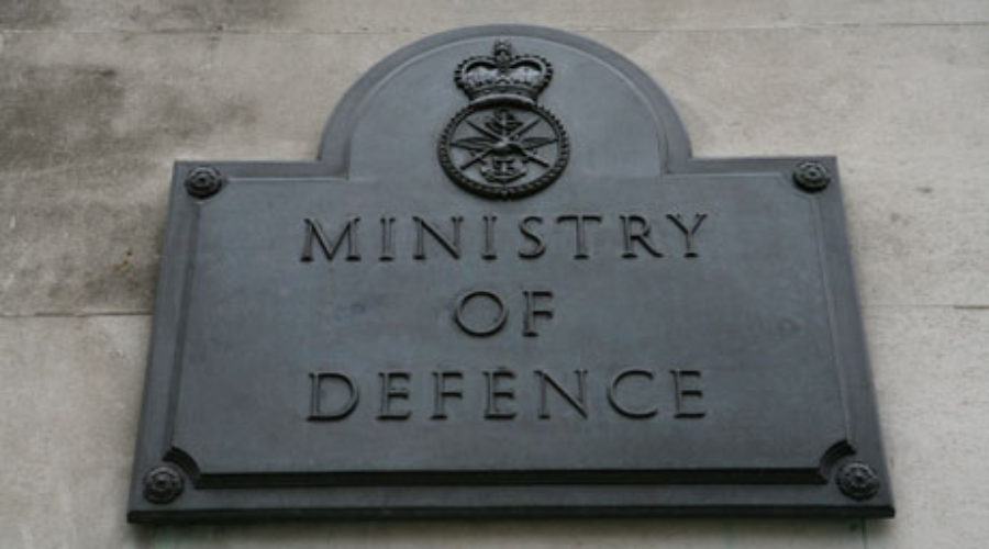 Ministry of Defence Glasgow seeks marketing services agency to promote in-house publications