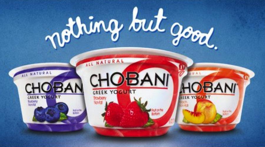 Chobani Yogurt Searches for Creative Shop After Gotham CEO Departure