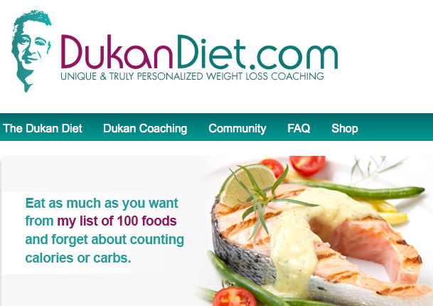 dukan diet report Heller also broke it to me that us news & world report had recently named the dukan diet one of the worst popular diets out there,.