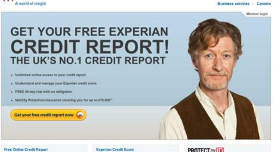Online credit checker Experian seeks digital and social media agency