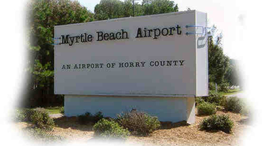 Horry County open for bids on Myrtle Beach airport creative services, marketing