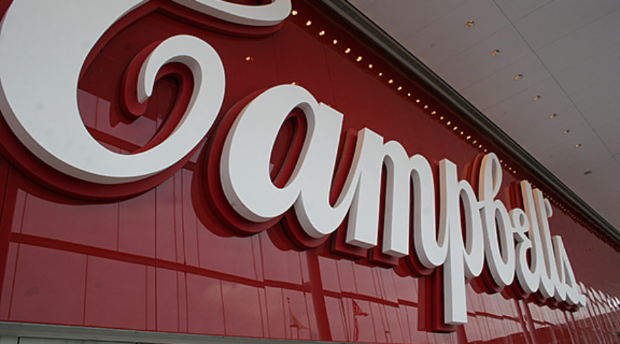 Can Campbell's new CEO heat up sales? Maybe with the right advertising