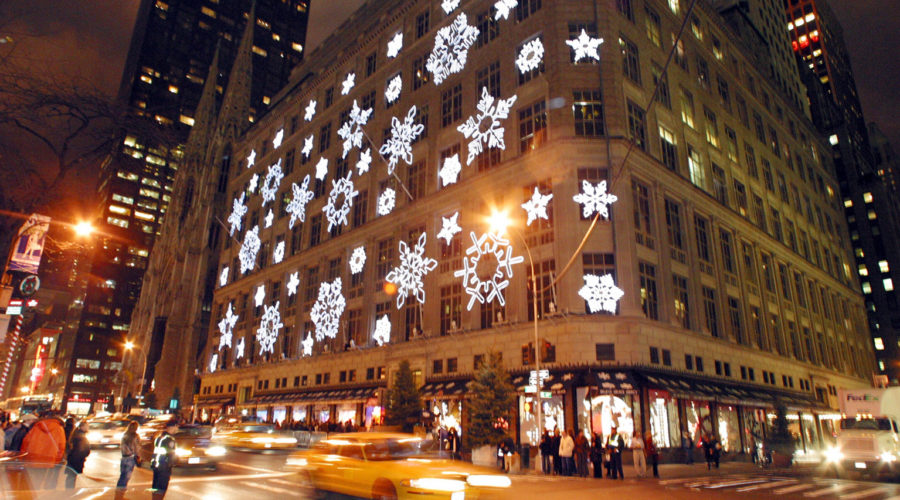 CMO finnaly fits into Saks Fifth Avenue