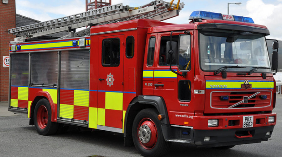 Northern Ireland Fire & Rescue Service seeks advertising & media agency to save them