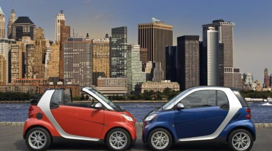 Smart USA switches auto company teams to reinvigorate brand in US