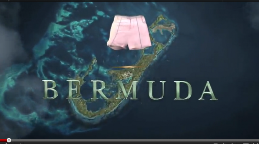 Bermuda goes old school: puts media account in review via newspaper