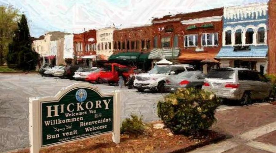 The City of Hickory, NC seeks ad agency