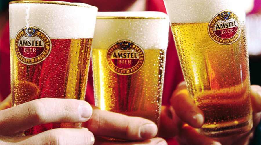 Heineken USA Throws Amstel Into Review