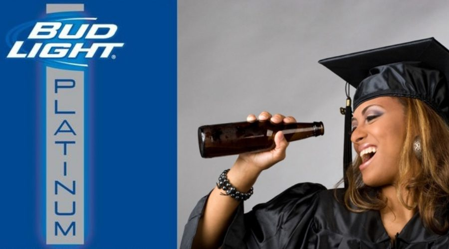 Bud Light Platinum: What more do we need to say?