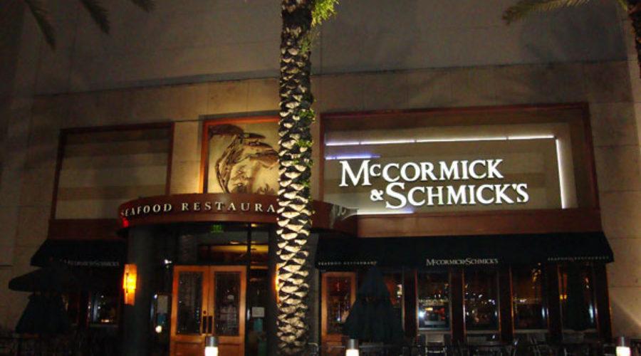 Landry's to buy McCormick & Schmick's