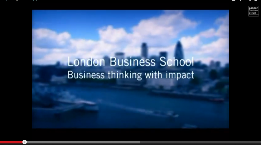 London Business School issues $8 million brief