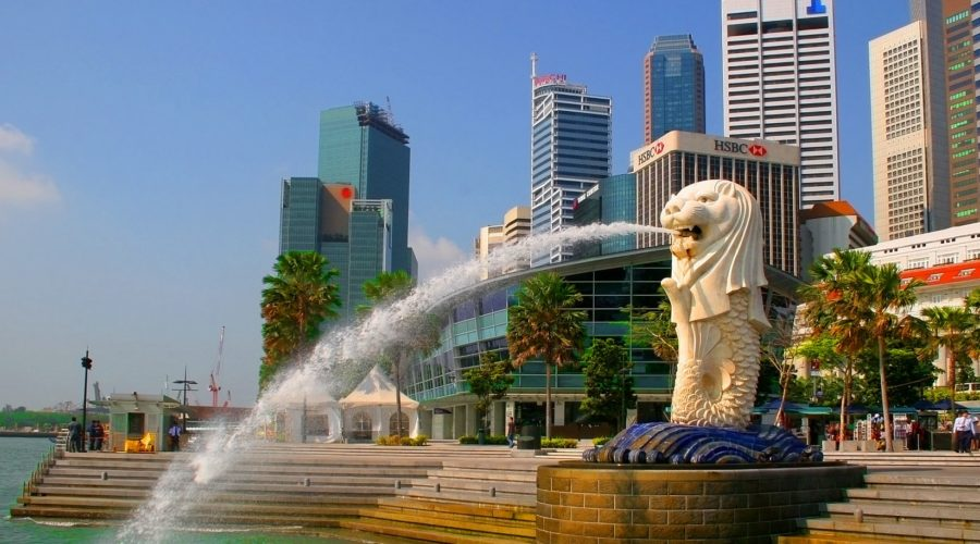 Singapore to spend 1/2 million in UK PR