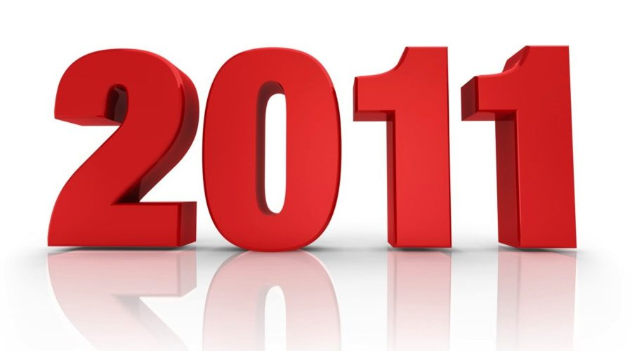 End of year report: The 10 New Business Lessons of 2011