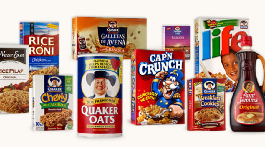 Quaker finds new CMO