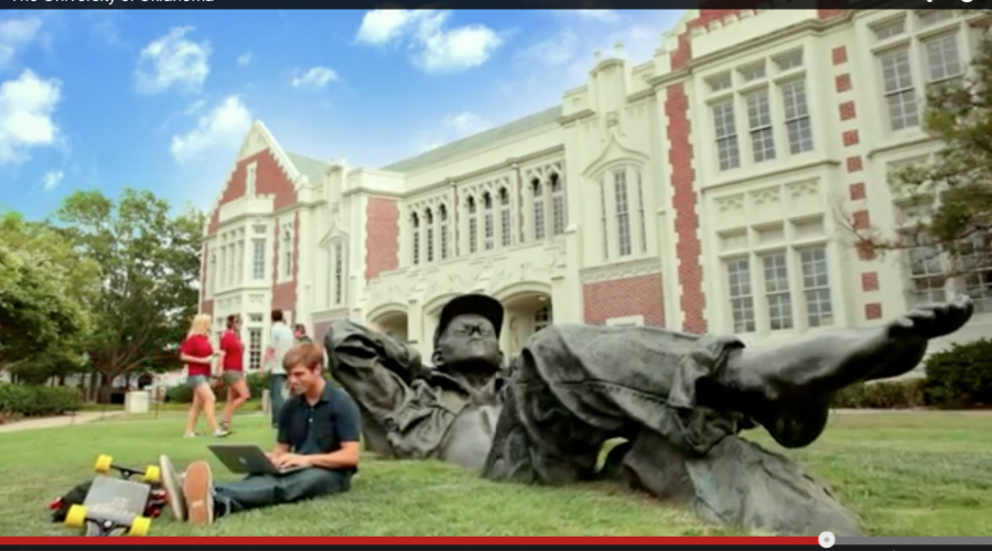 University of Oklahoma seeks firm to upgrade their PR efforts with new videos