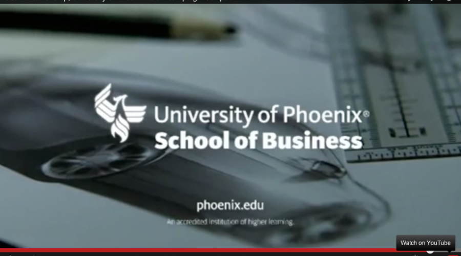 $156 million U of Phoenix Account Shops for new Agency