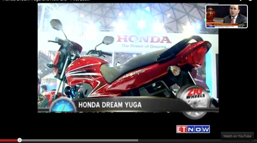 Creative Pitch for 2 Honda Motorcycle Brands Gets in Gear