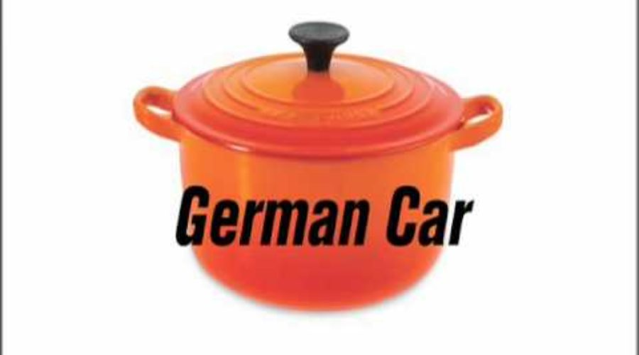 Le Creuset cooks up creative review
