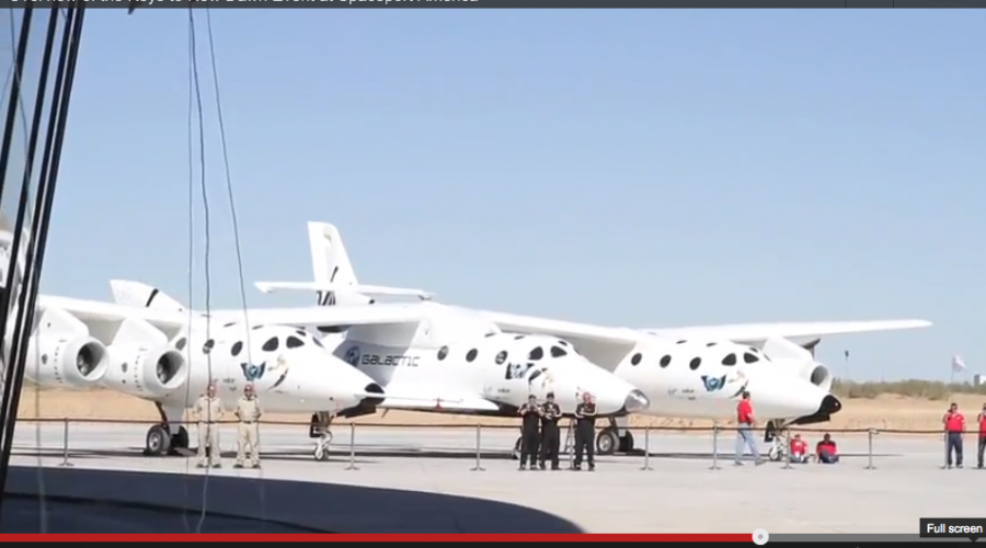 U.S. Space Tourism: Your Next Fronteir