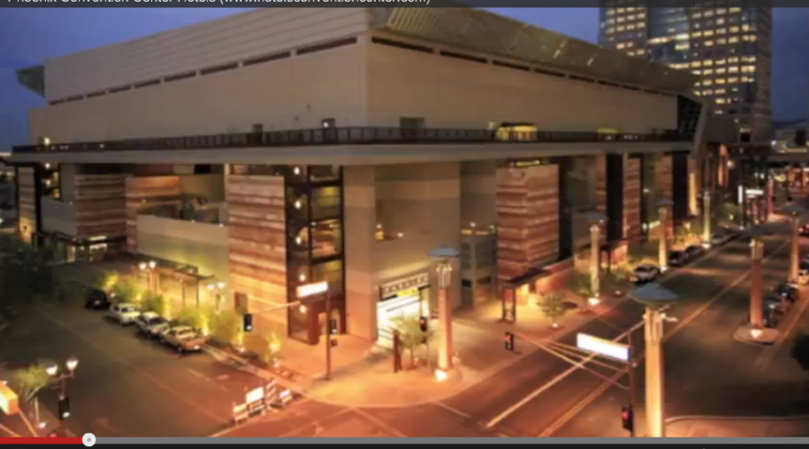 Phoenix Convention Center Ad Account in Review