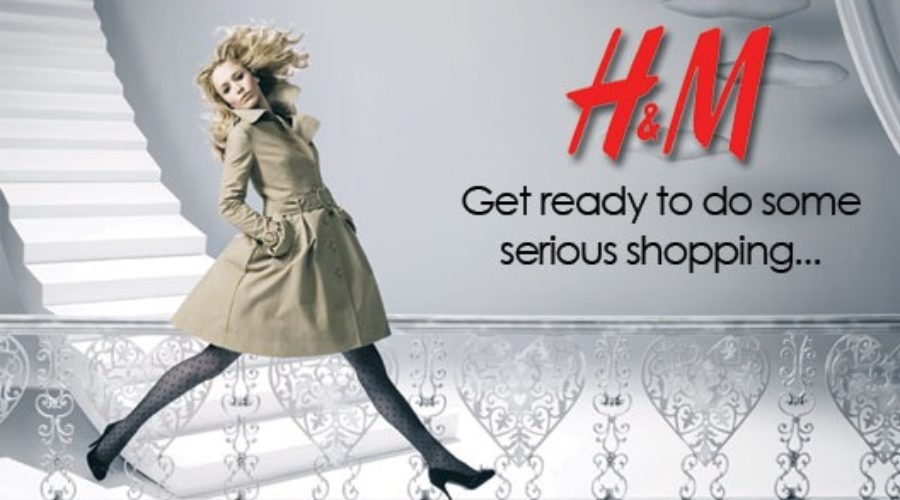 H&M Puts Media Account into Review
