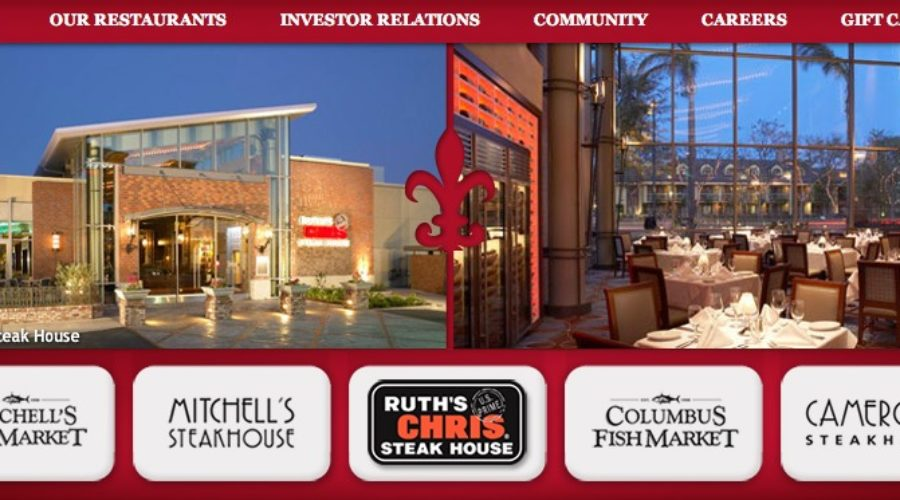 $4.3 million Ruth's Hospitality account loses its CMO
