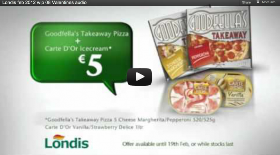 Franchise chain, Londis, puts creative in review