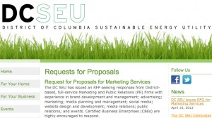 DC Sustainable Energy Utility powers up Agency Review