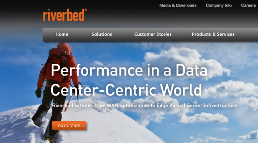 Riverbed Sweeps Up a CMO