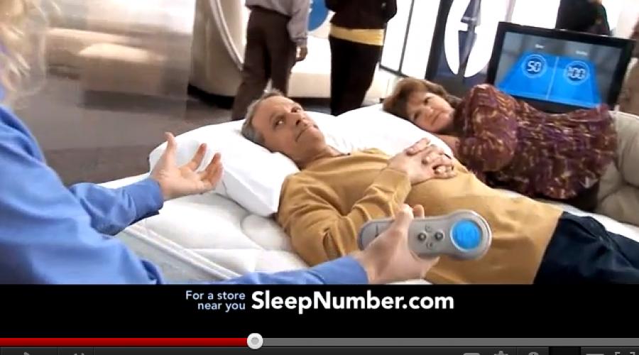 Maker of Sleep Number beds sets alarm for Media Review