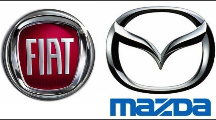 Fiat + Mazda = New Roadsters