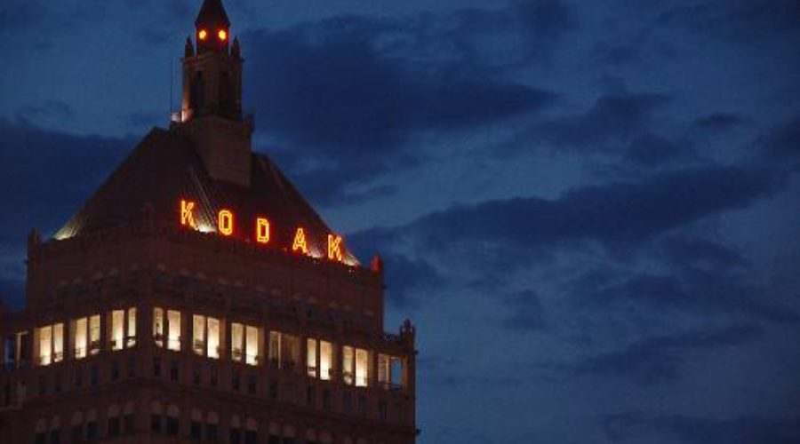 Another CMO is leaving his post: This time at Kodak