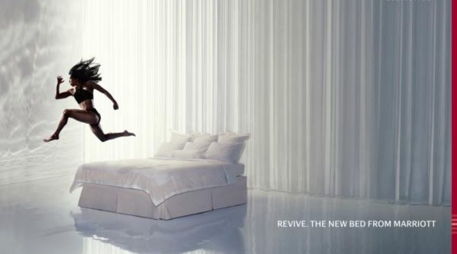 Reviving the brand: Marriott Hotels & Resorts creative account in play