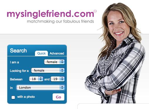 My friend dating agency